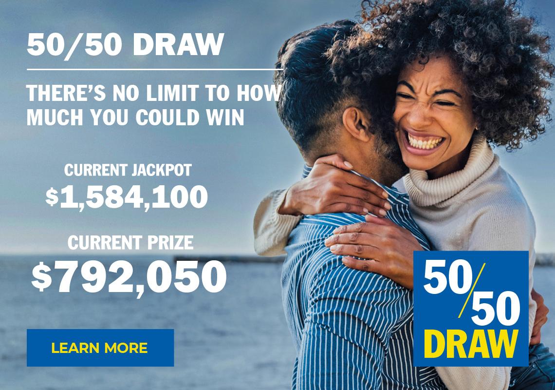 SickKids Lottery 50/50 Draw